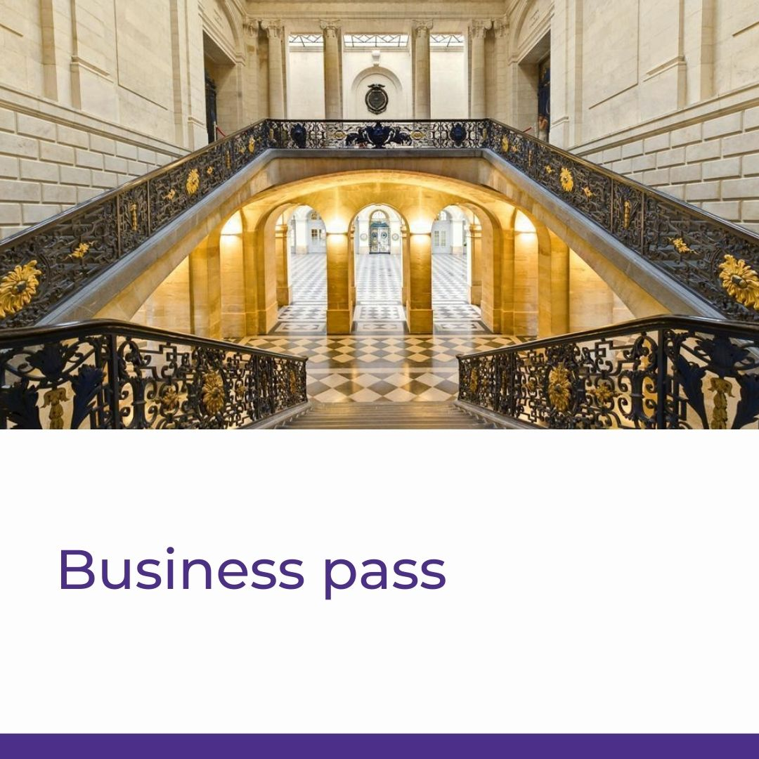 Business pass WIS 2021