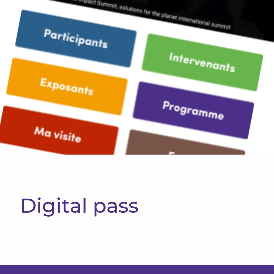 Digital pass WIS 2021
